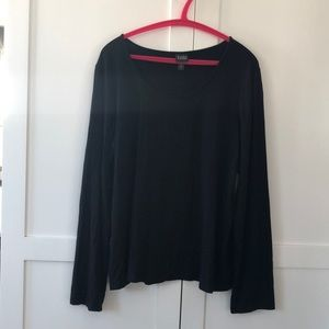Eileen Fisher long-sleeved top